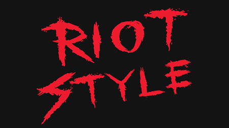 Riot-Style-Free-font