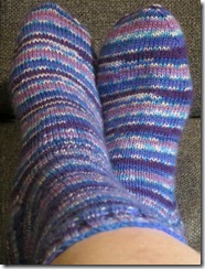 Online Basic Sock - March 2012