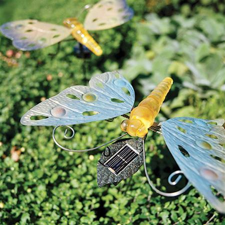 bướm năng lượng mặt trời