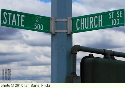 'The Separation Of Church And State' photo (c) 2010, Ian Sane - license: http://creativecommons.org/licenses/by/2.0/