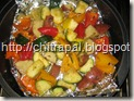 Chitra Pal Roasted Vegetables