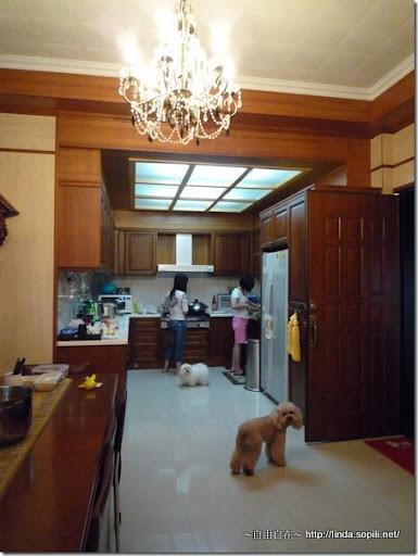 宜蘭三星樂狗堡-廚房