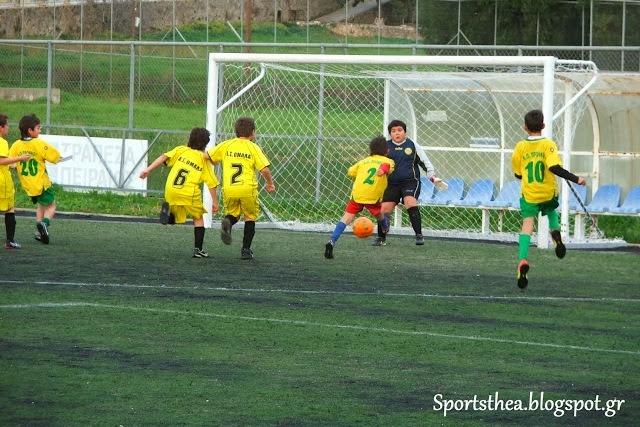 """Αυτοί είναι οι μελλοντικοί """"αστέρες"""" του Κεφαλονίτικου ποδοσφαίρου [sportsthea]"""