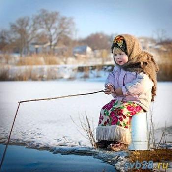 Зимняя рыбалка. По щучьему велению, по моему хотению!