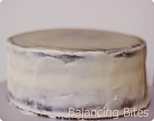 Valentine Heart Cake - Balancing Bites