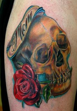 skull-rose-tattoo-designs2