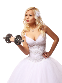 How to Lose Weight Before My Wedding