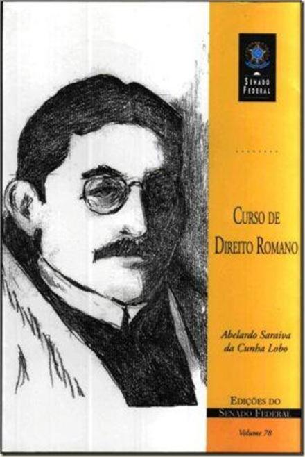 Download Grátis do Livro Curso de Direito Romano, em Formato PDF.  Ebook de Abelardo Lobo.