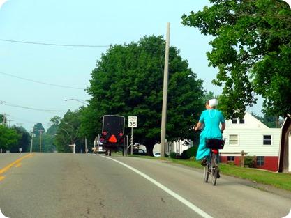 buggy and bike