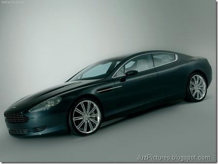 Aston Martin Rapide Concept4