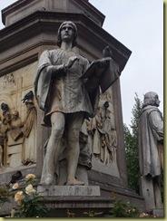 Statue Pigeon 1