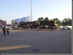 New Jalpaiguri Dampflok
