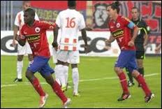 Deportivo Pasto vs Envigado