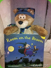 Room On the Broom - #1