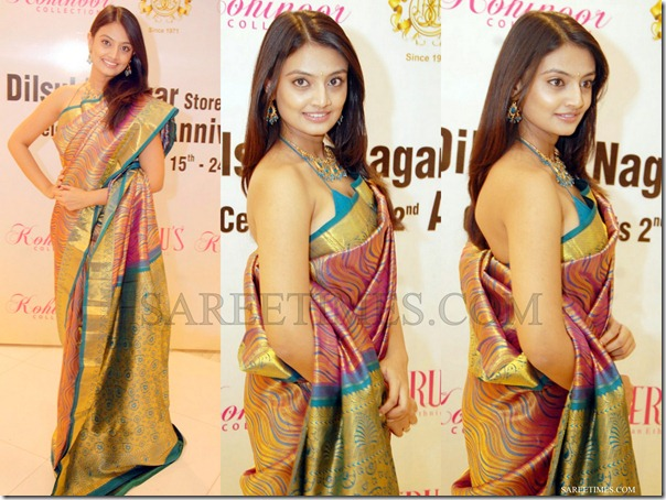 Nikitha_Narayan_Traditional_Saree