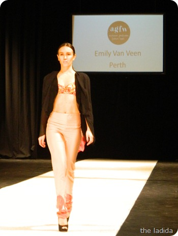 Emily Van Veen - AGFW Fashion Show (2)