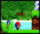 Sonic The Hedgehog - Angel Island