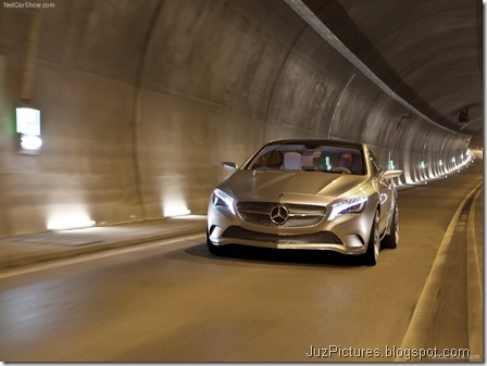 Mercedes-Benz A-Class Concept6