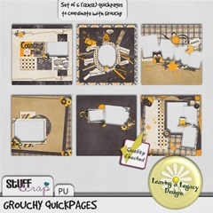Grouchy Quickpages