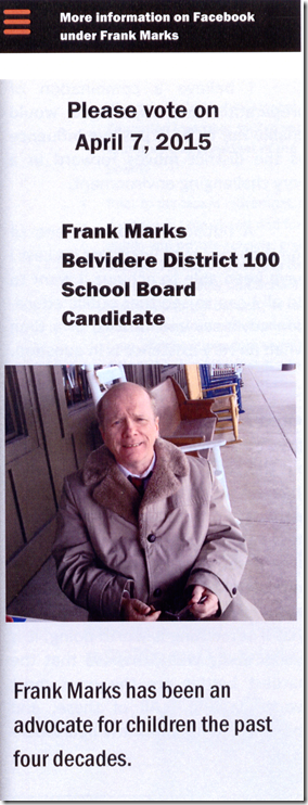 DIstrict 100 Candidate  Marks 1 of 3