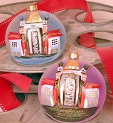 graumans Chinese Theatre Christmas ornament