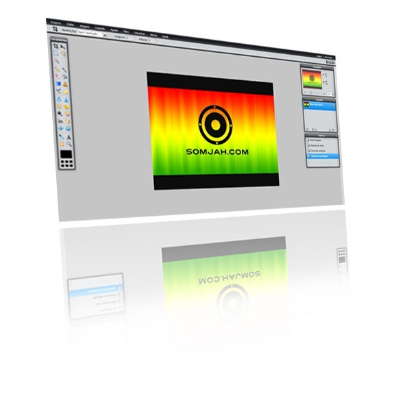 Pixlr - O Melhor editor de imagem Online