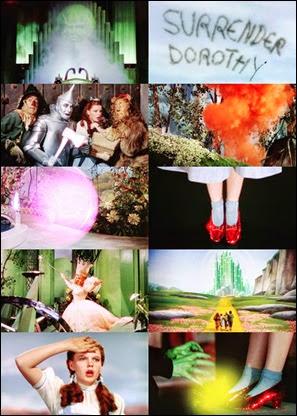 Escenas de 'El Mago de Oz'