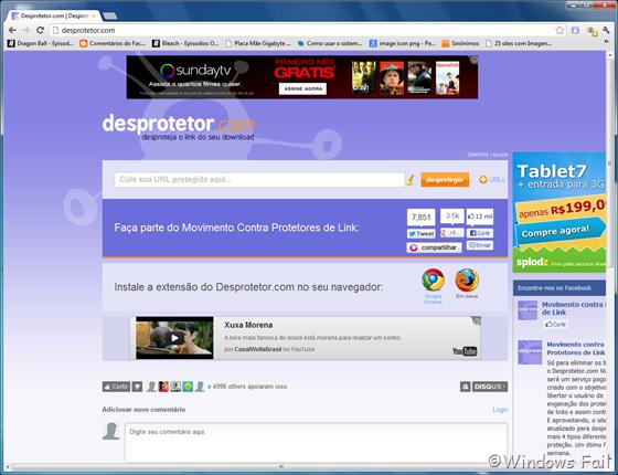 Desprotetor.com