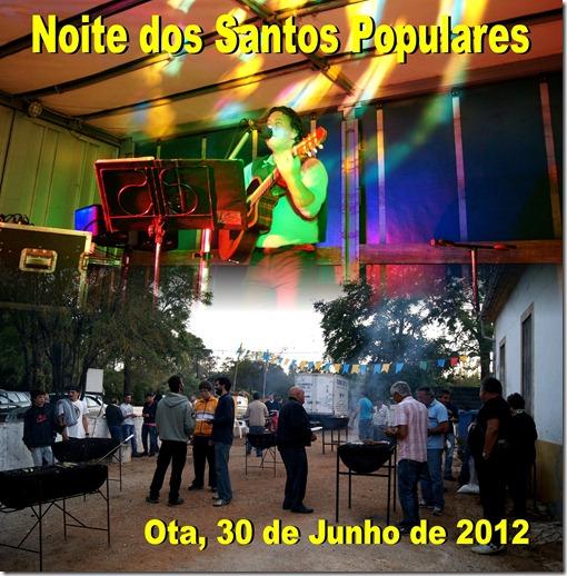 Noite dos Santos Populares, em Ota