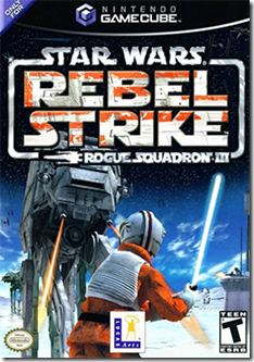 Star Wars Rogue Squadron III: Rebel Strike para GameCube