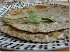 Sathya Priya - Bajra Roti