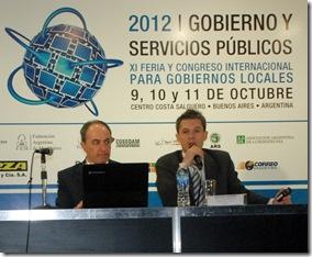 La Costa participó de la XI Feria y Congreso Internacional para Gobiernos Locales