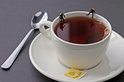 tea divers