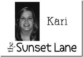 Kari - The Sunset Lane