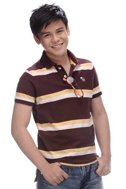 Khalil Ramos as Kiko in PRINCESS AND I_2