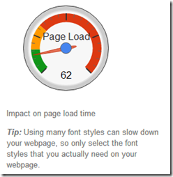 page load blog blogger