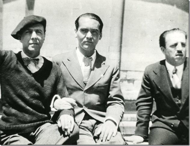 Polso - Carlos-Morla-Lynch-y-Federico-Garcia-Lorca