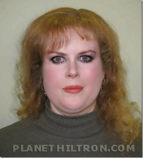 Nicole Kidman lookalike
