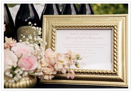 Semplicemente Perfetto Glitter pink-wedding 15