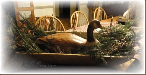 Goose Christmas 1