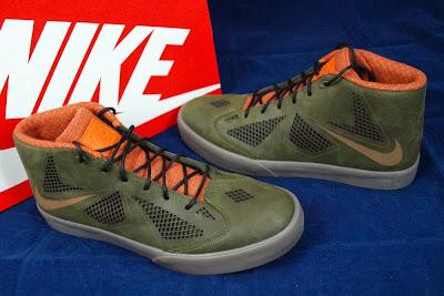 nike lebron 10 sportswear gr lifestyle dark olive 5 01 Sneaker Steal: Nike LeBron X NSW Lifestyle Dark Loden for $80