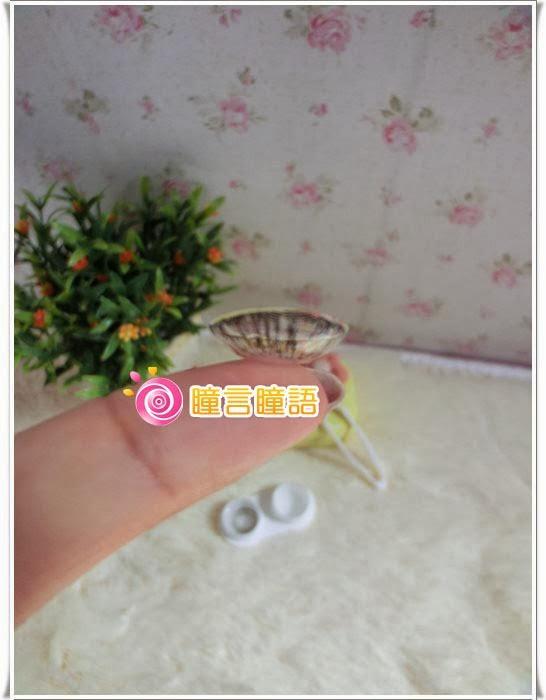 日本ROYAL VISION隱形眼鏡-混血四色灰5