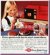 easy backe oven