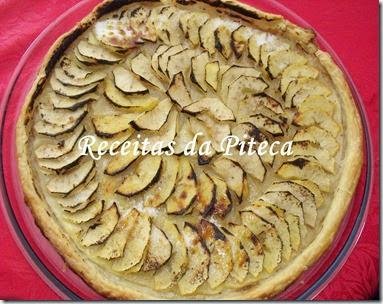 Tarte de maçãs