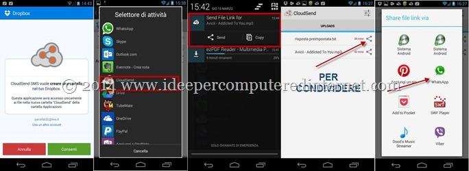 cloudsend-condividere-file-android
