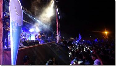 Se hizo la tercera edición de Rockea BA y en San Bernardo convocó 30 mil personas