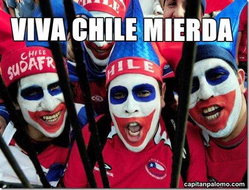 VIVA CHLE rr