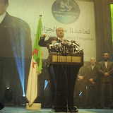 M.Sellal à Alger « La candidature de Bouteflika a été imposée par les Algériens »
