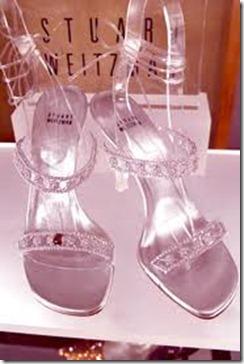 Cinderella Shoes Stuart Weitzman