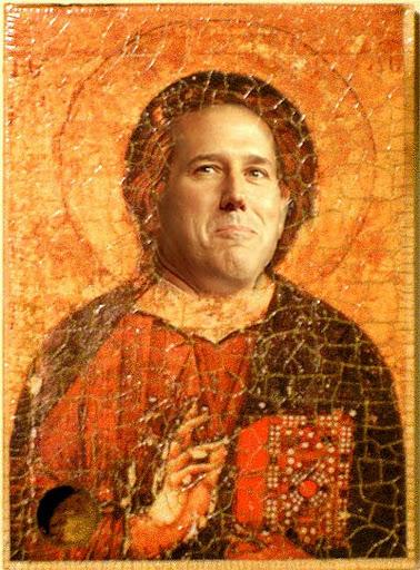 Saint Santorum